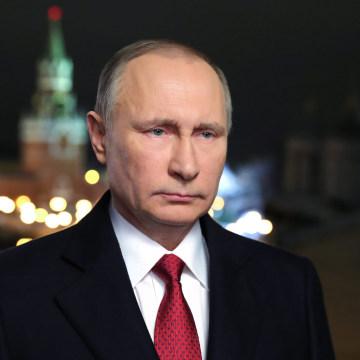 Image: President Vladimir Putin