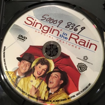 essays on singing in the rain Throughout singin' in the rain gene kelly's character don  robert, thanks for  answering the question i posed at the end of this essay.