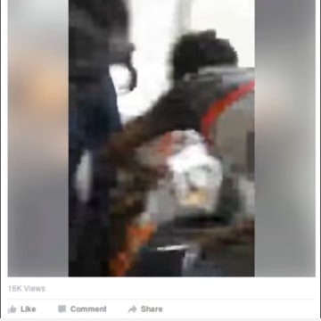 Image: Chicago police are questioning persons of interest after a Facebook Live video surfaced showing a group of people beating and cutting a man