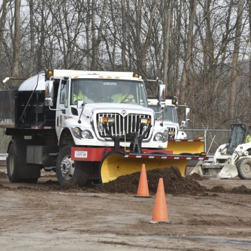 IMAGE: Snow preparations in Tennessee