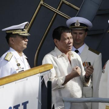 Image: Rodrido Duterte