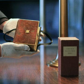 Inaugural Bible