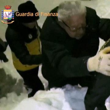 Image: Rescue at Hotel Rigopiano