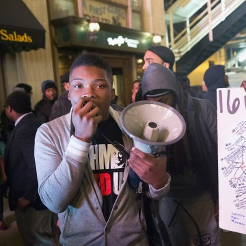 Calls For Reforms In Wake Of Police Shooting Death Continue In Chicago