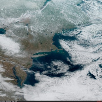 Image: Northeast U.S.