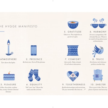 Image: The Little Book of Hygge: The Danish Way to Live Well.