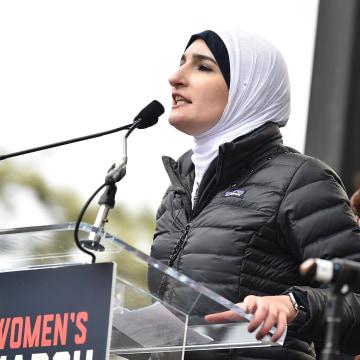 Image: Women's March On Washington