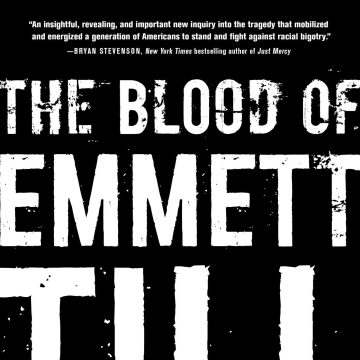 "Image: The cover of ""The Blood of Emmett Till,"" a book by Timothy B. Tyson."