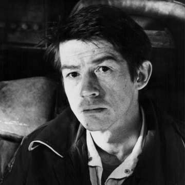 Image: Actor John Hurt, seen here as he appears in the movie 'Alien', in 1979.