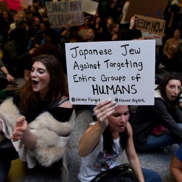 Image: US-TRUMP-PROTEST-IMMIGRATION-POLITICS-MIGRATION-DEMONSTRATION-SA