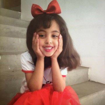 Image: An image of 8-year-old Nora Anwar al-Awlaki