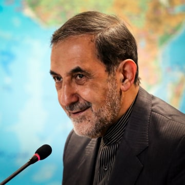 Image: Ali Akbar Velayati
