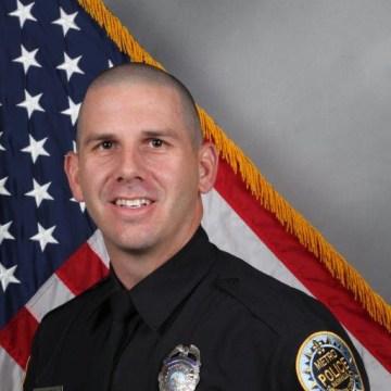 Image: An image of Officer Nick Diamond.