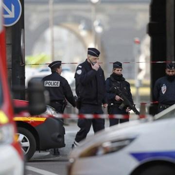 Во Франции нападение на музей