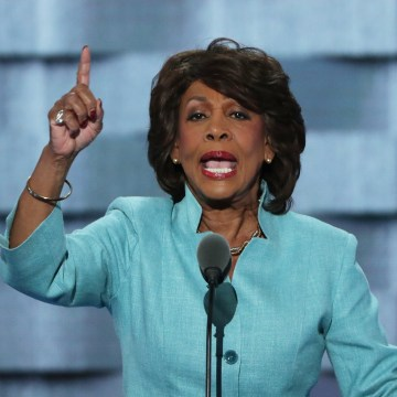 Image: U.S. Representative Maxine Waters