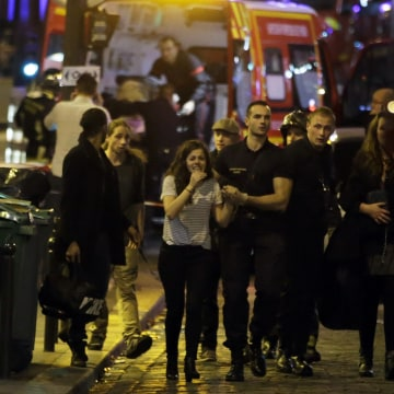 Image: 2015 Paris attack