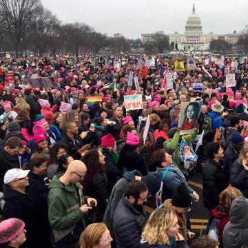 Image: US-POLITICS-TRUMP-INAUGURATION-PROTEST