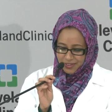 Image: Dr. Suha Abushamma