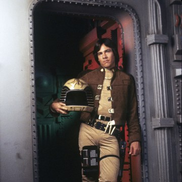 Image: Richard Hatch in 'Battlestar Galactica'