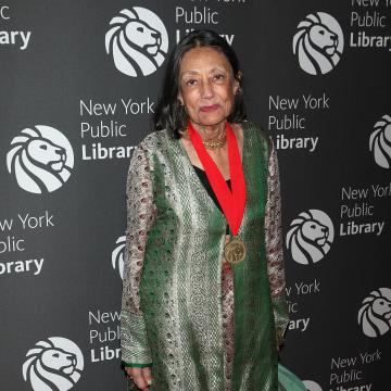 Image: NYPL Library Lions Gala, New York, USA - 07 Nov 2016