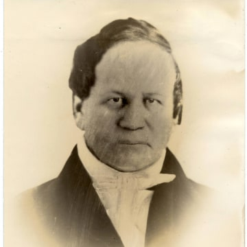 Image: Alexander L. Twilight, Middlebury College Alumnus, Class of 1823.