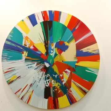 Image: Opening of Zona Maco art fair in Mexico City