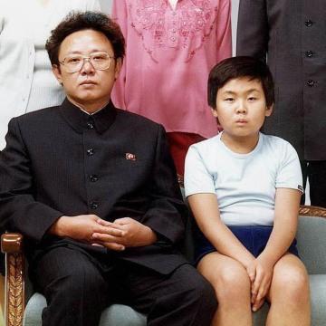 Image: Kim Jong Il, Jim Jong Nam