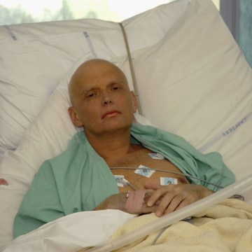 Image: Former Russian Agent Poisoned In London