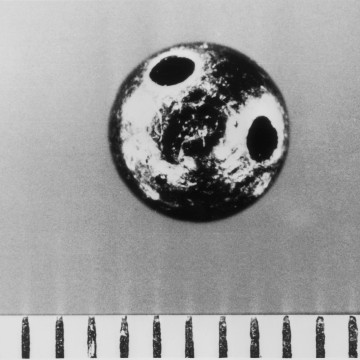 Image: The tiny platinum ball which killed Georgi Markov