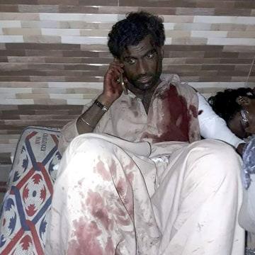 Image: Pakistan bombing