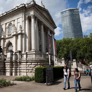 UK - Art - Tate Britain gallery