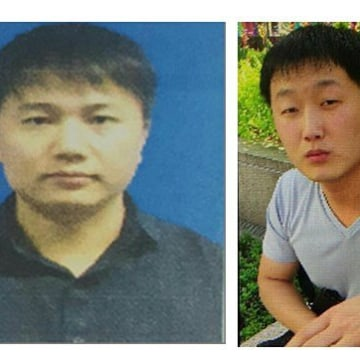 Image: Suspects in assassination case of Kim Jong Nam