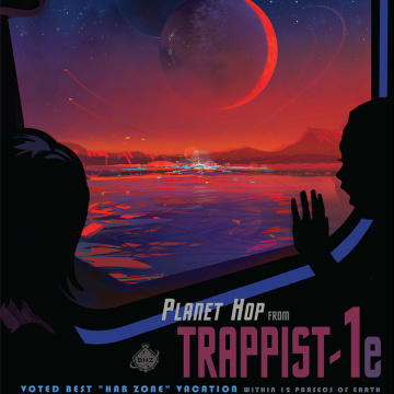 Trappist 1 Planets >> Living on the TRAPPIST-1 Planets Would Be Very Strange - NBC News