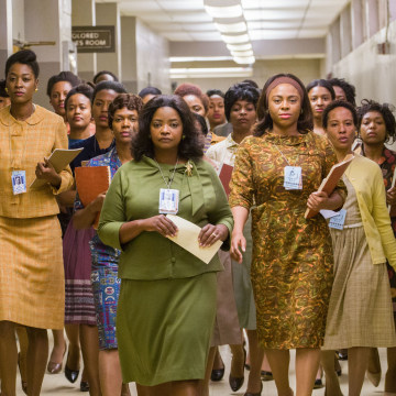 Hidden Figures Day 21