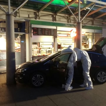 Heidelberg car crash