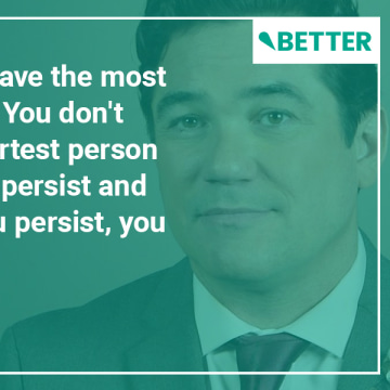 Image: Quote from Dean Cain