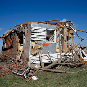 Image: Perryville, Missouri, tornado