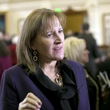 Texas state Sen. Konni Burton