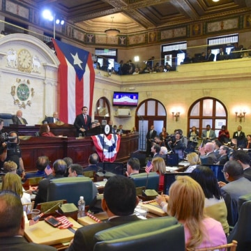 Image: 100th anniversary of US Citizenship in Puerto Rico