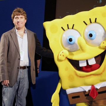 "Image: ""The SpongeBob SquarePants"" Preview At Tokyo International Anime Fair"