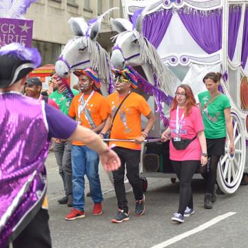 26th annual Manchester Pride parade