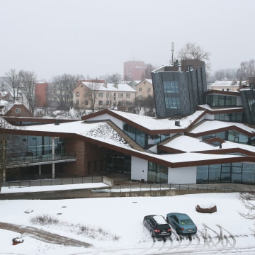 Image: Rezekne's Zeimulis youth center