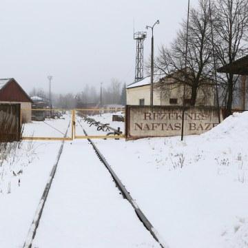 Image: Former petroleum facility