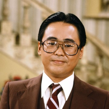 Image: Keone Young as David Chun in Diff'rent Strokes