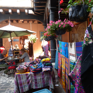 Kafee Fernando's in Antigua, Guatemala is part of a chocolate boom going on in the country.