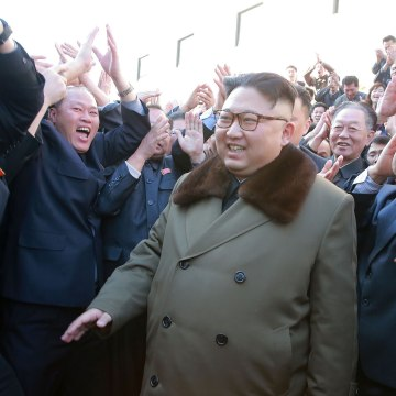 Image: Kim Jong Un