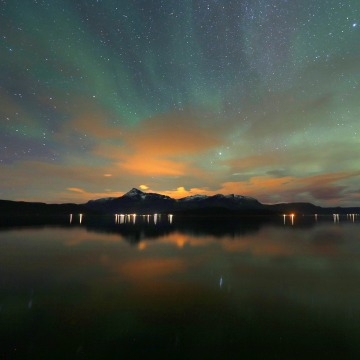 Image: The Northern Lights in Norway