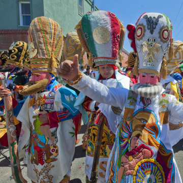 GREATER PHILADELPHIA TOURISM MARKETING CORPORATION EL CARNAVAL DE PUEBLA EN FILADELFIA