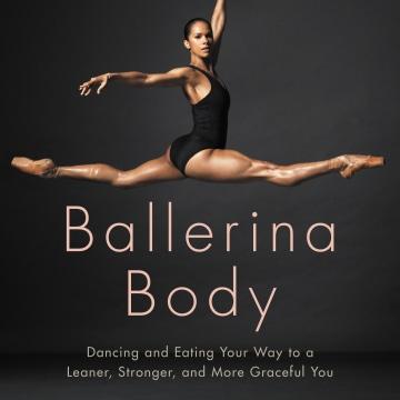 Misty Copeland Ballerina Body Book Tour