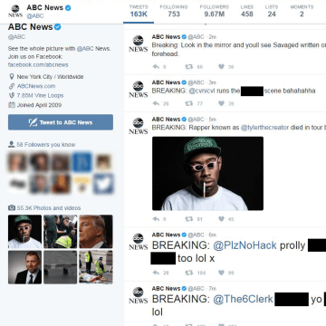 Image: ABC News Twitter account